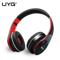 UYG ST 442 Wireless Bluetooth Earphone Headphones Stereo Sound Bluetooth Headsets With Microphone For Samsung Iphone