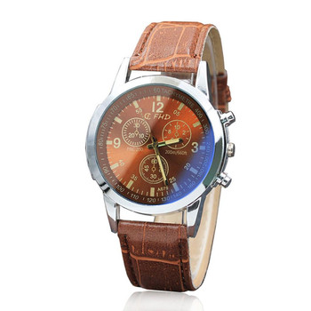 2020 New Arrival Quartz Wristwatches Men's Watches Belt Sport Quartz Hour Wrist Analog Watch Montre Homme image