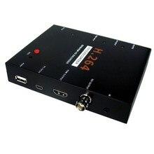 EZcap286 Hd1080p HDMI SDI Juego Captura HD Grabador de Vídeo a USB Flash Disk HDD SD Tarjeta, sin necesidad de PC requiere