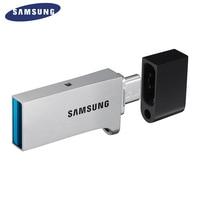 SAMSUNG micro USB Flash Drive Disk 32 GB 64 GB 128 GB USB 3.0 OTG Mini Pen Drive Tiny Pendrive Memory Stick Storage Apparaat U Disk