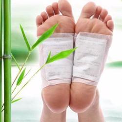 20 шт = 10 шт патчи + 10 шт клеи Детокс ножной пластырь колодки удалить телесные токсины ног для похудения очищающий травяной адгезив