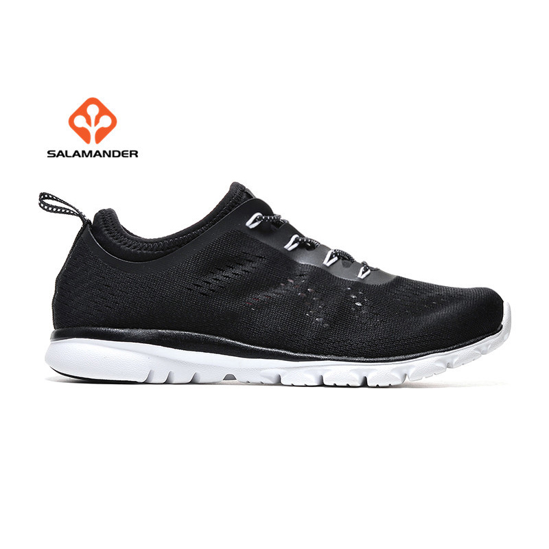 SALAMANDER Mens Sports Outdoor Running Shoes Sneakers For Men Mesh Sport Jogging Trail Running Shoes Sneaker Man top quality erke mens sports running shoes sneakers for men free mesh sport run runners jogging shoes man limited stock