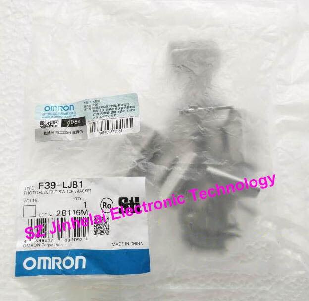 OMRON F39-LJB1 New and original Photoelectric switch bracket [zob] new original omron omron beam photoelectric switch e3jk tr12 c 2m 2pcs lot