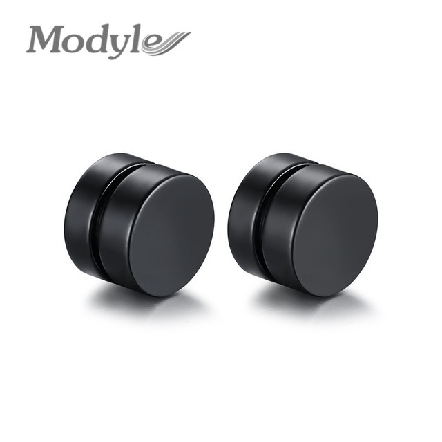 Modyle High Quality Magnetic Stud Earrings For Men 316l Stainless Steel Magnet Earrings Jewelry for Men.jpg 640x640 - Modyle High Quality Magnetic Stud Earrings For Men 316l Stainless Steel Magnet Earrings Jewelry for Men and Women
