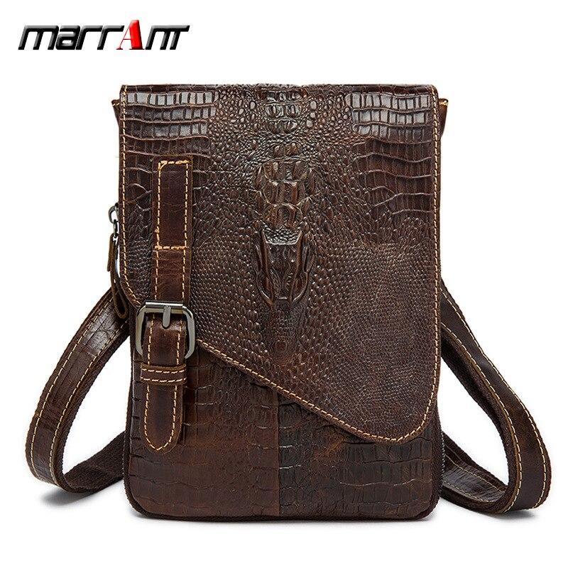 Men's small bags casual shoulder bags genuine leather men purses phone pocket crossbody bags for men messenger bags bolsas sac
