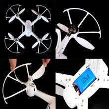 EBOYU(TM) DM009 FPV Real-time RC Drone 2.4GHz WIFI 6 Axis RC Quadcopter Helicopter with 0.3MP Camera & LED Night Light