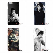 For iPhone X 4 4S 5 5S 5C SE 6 6S 7 8 Plus Galaxy Grand Core Prime Alpha Super Junior Ryeowook HanKyung Silicone Soft Phone Case(China)