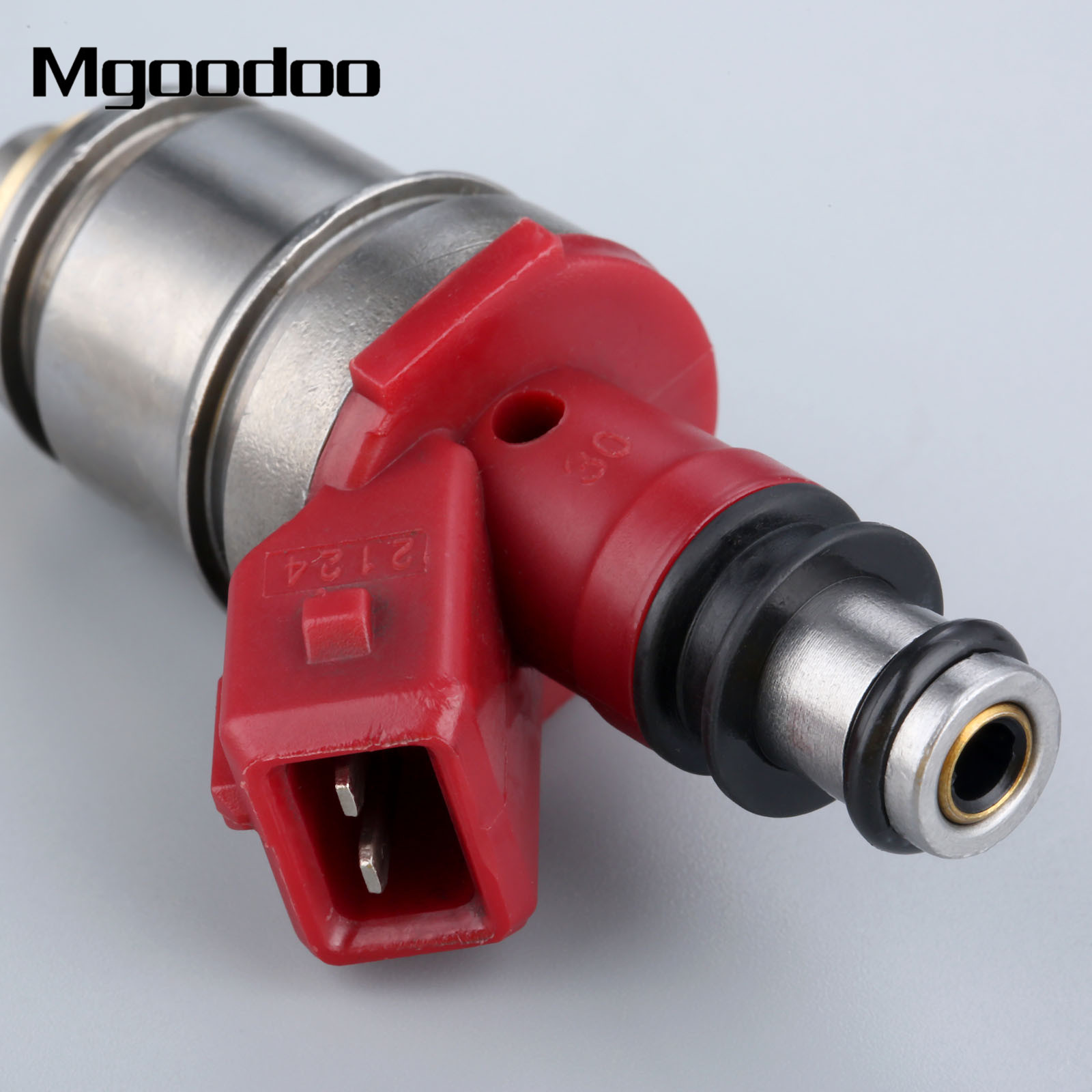 Mgoodoo Fuel Injector Nozzle 16600 86G01 1660086G01 16600 86G00 1660086G00 For Nissan Pickup D21 2 4L in Fuel Injector from Automobiles Motorcycles
