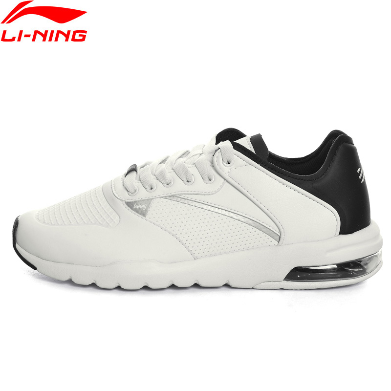 Li-Ning Men Walking Sport Shoes Fitness Sneakers Stability Comfort LiNing Sneakers TPU Support Sports Shoes GLKM121 YXB113 li ning men dominator on court basketball shoes bounse cushion lining sports shoes tpu support sneakers abpm027 xyl120