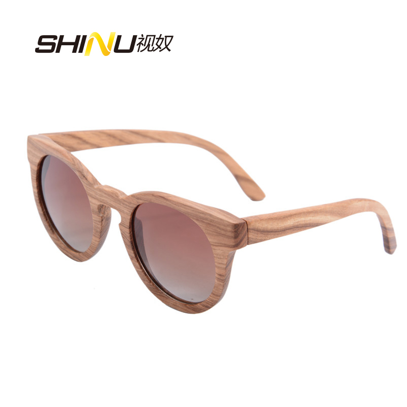 So Real Zebra Wood Sunglasses Retro Vintage Men Polarized Sunglasses font b Fashion b font font