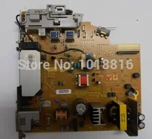 Free shipping 100% test original for HP1319F Power supply Board RM1-5281(220V) RM1-5280(110V) printer part  on sale