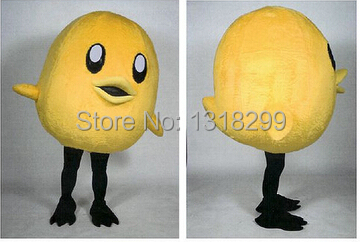mascot Nugget bird chick mascot costume fancy dress custom fancy costume cosplay theme m ...