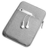New Slim Nylon For Ipad Mini Tablet Sleeve Pouch Bag For IPad Mini 1 2 3
