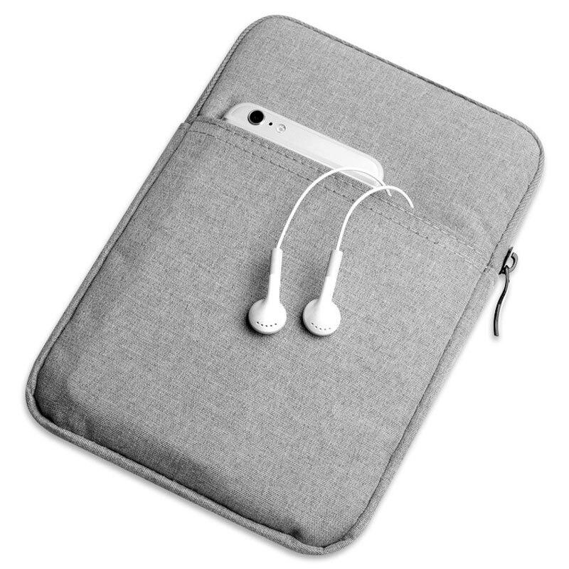 New Slim Nylon Pour ipad mini 4 Cas de Poche de Douille De Protection couverture pour iPad Mini 1 2 3 4 Couverture Antichoc Manches Coque