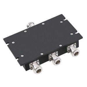 Image 3 - 2G 3G 4G 698 2700mhz 3 דרך מיקרו רצועת כוח ספליטר N סוג 3 דרך Microstrip כוח מחיצת טלפון נייד אות מאיץ