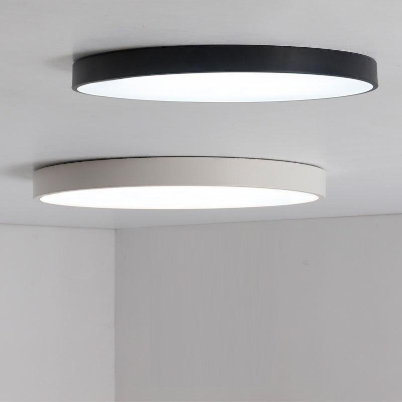 Licht & Beleuchtung Ultradünnen Led-deckenleuchte Dimmbare Einfache Dekoration Leuchten Studie Esszimmer Balkon Schlafzimmer Wohnzimmer Deckenleuchte
