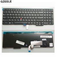 Русская клавиатура для Lenovo IBM ThinkPad T550 T540 T540p L540 край E531 E540 W541 W540 W550s 0C44592 0C44913 0C44952 RU