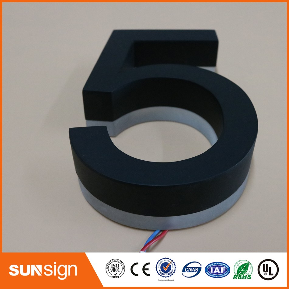 Wholesale Advertising Halo Lit LED Channel Letters Sign