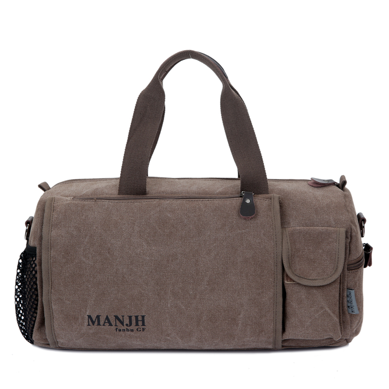 Men large capacity travel bags backpack Vintage canvas backpack Satchel school Rucksack bucket bag large capacity vintage canvas travel backpack men fashion business laptop backpack computer bag casual rucksack school bags 1247