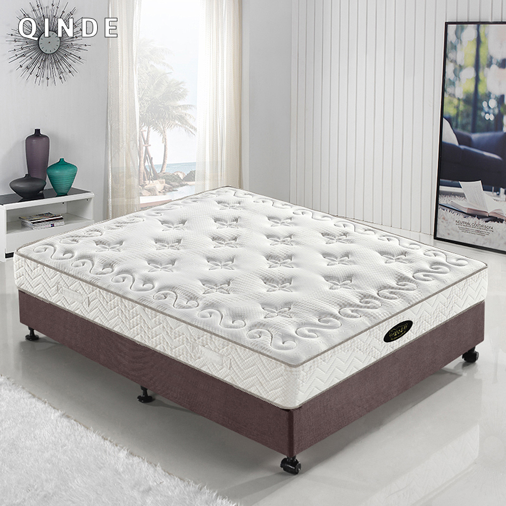 Sales Promotion Foshan Furniture Factory Low Price with Good Quality Queen size King Size Sleep Well Pocket Spring Mattress 8346 smoby детская горка king size цвет красный