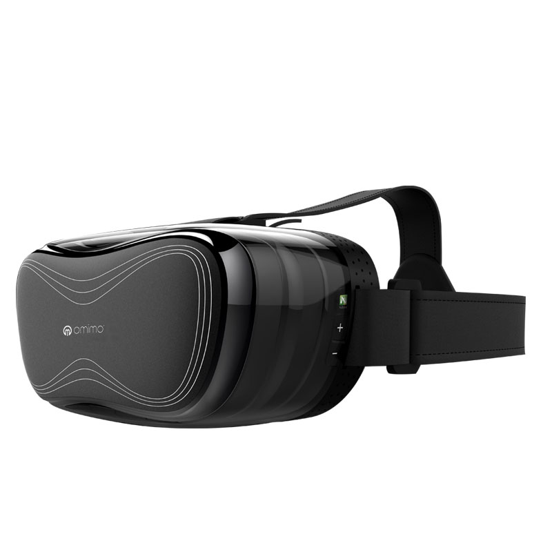 Omimo WiFi virtual reality VR helmet 3D three-dimensional Android virtual reality glasses full hd 1080p Xbox Game Pass
