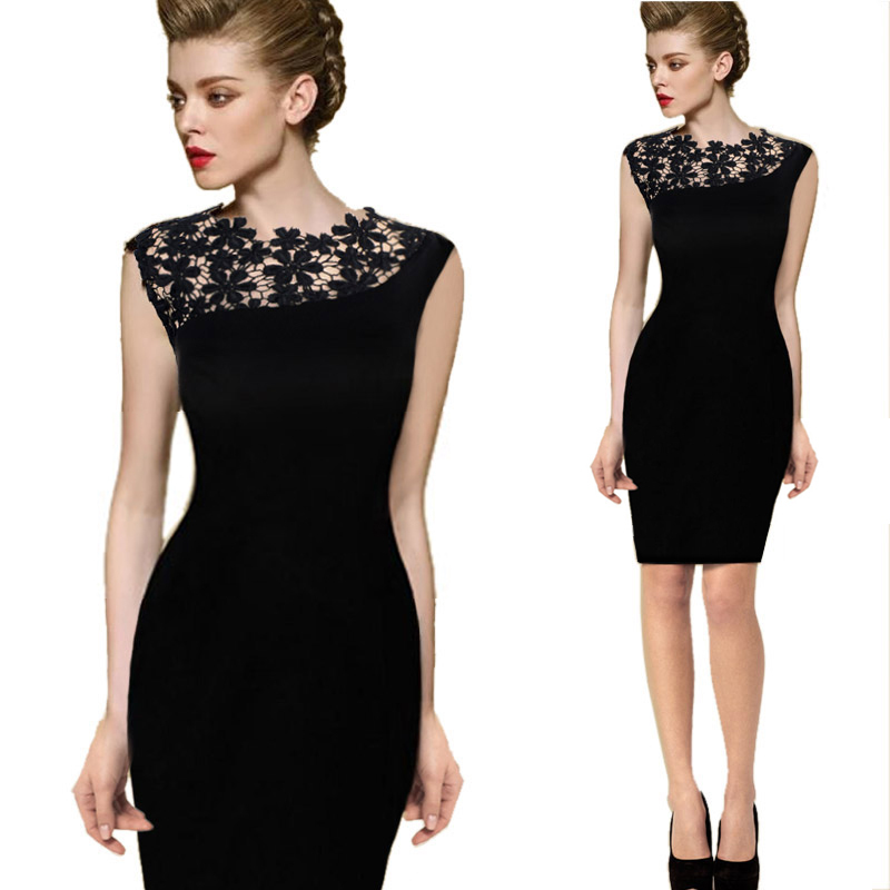 Aliexpress.com : Buy Sexy party dresses women 2015 Lace Business ...