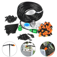 Easy DIY Drip Irrigation Kit 25m For Container Gardening