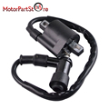 Racing Performance Ignition Coil 12 Volt Use with CDI for Suzuki RM 60 65 80 85 100 125 250 RMX 250 450 Dirt Pit Bike Motorcycle