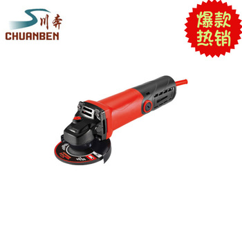 цена на Electric angle Polishing machine direct hand grinder wholesale 100mm electric angle grinder angle Grinder polisher metal tools