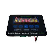 W1411 Digital Thermostat Regulator Temperature Controller for Greenhouse Culture Heating цены