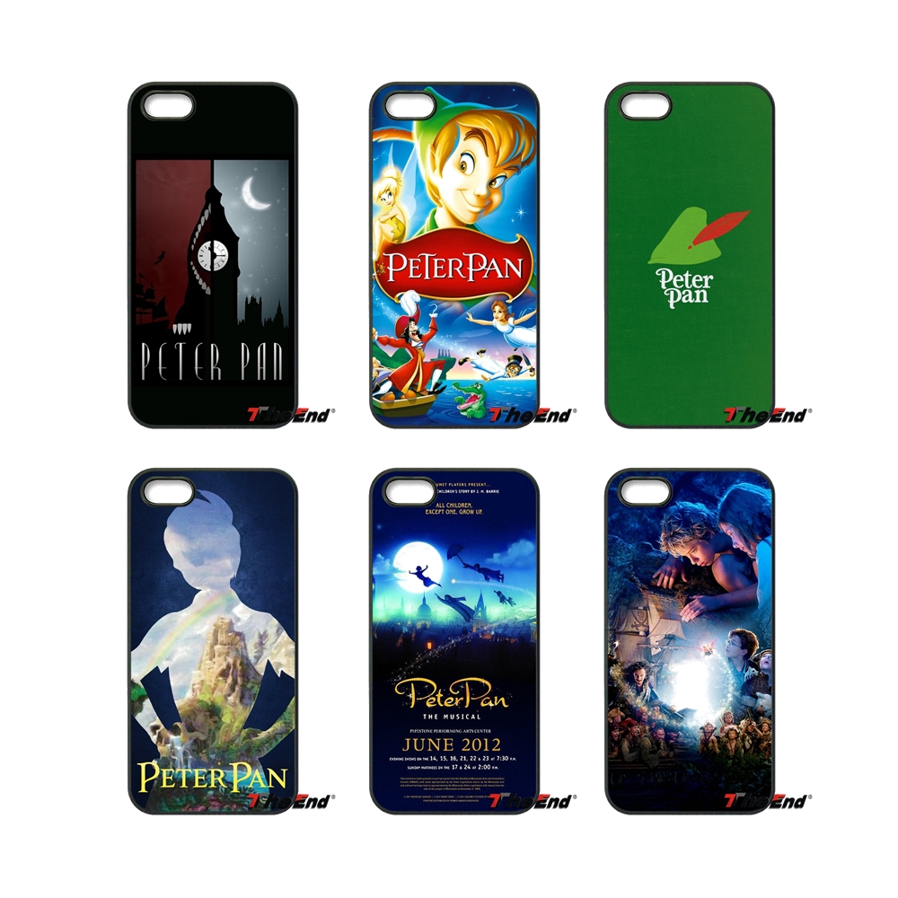 coque huawei p10 lite disney peter pan