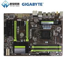 Original Used Desktop Motherboard Gigabyte G1.Sniper B5 B85 LGA 1150  Core i7/i5/i3/Pentium/Celeron DDR3 32G SATA3 ATX цена в Москве и Питере