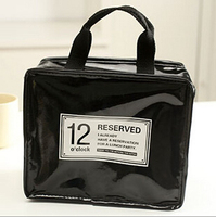 2015 Waterproof Lunch Bags Thermal Insulated Lunch Bag For Women Outdoor Kid Food Bag Tote Cooler