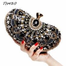 Neue mode Luxus diamant kristall perlen frauen abendtasche cluth tasche umhängetasche mit clains tasche für party für hochzeit