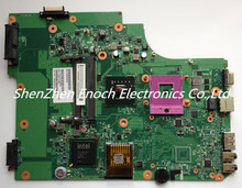 For Toshiba satellite L500 L505 GL40 integrated laptop Motherboard V000185550 6050A2302901-MB-A02 DDR3
