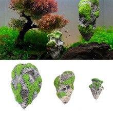Искусственный плавающий камень подвесной искусственный камень декор аквариума украшение аквариума плавающая пемза декор аквариума