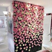 50 шт. искусственный шелк розы цветок с головками бутоны DIY букет домашний свадебный Ремесло Декор поставка Лидер продаж