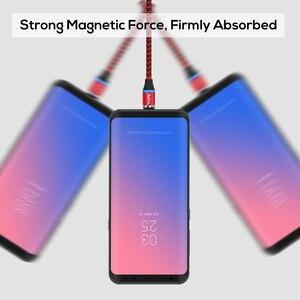 Image 5 - TOPK [5   Pack] RLine   R แม่เหล็กสาย USB Type C สำหรับ Samsung Galaxy S9 Plus OnePlus 6 ประเภท   C USB C
