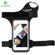 FLOVEME Waterproof Armband Phone Bag Universal For All 5.5 inch Mobile Phones For iPhone 7 8 Plus 6 6s Plus 5s SE Ride Arm Band