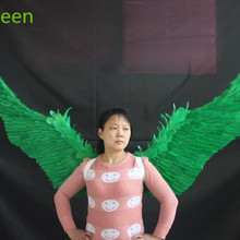 Пользовательские хорошие Крылья ангела перо Крылья шоу-показ мод lingeire шоу сцены реквизит Авто шоу поставки