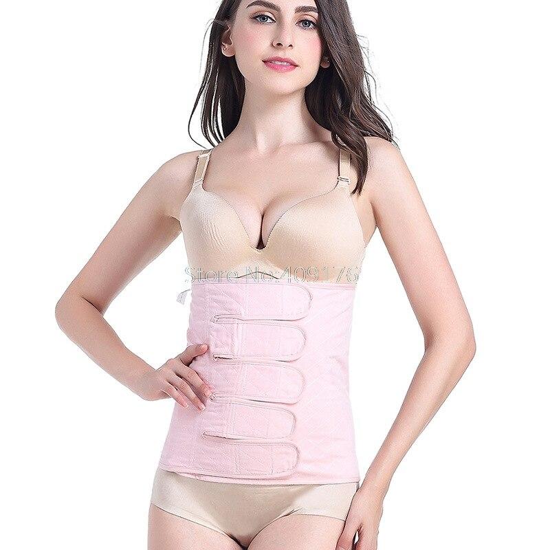 c2f54de42 Body Shaper Waist Corset Slimming Belt Women tummy trimmer Waist Cincher  trainer belly band belt strap wrap Shapewear girdle-in Waist Cinchers from  ...