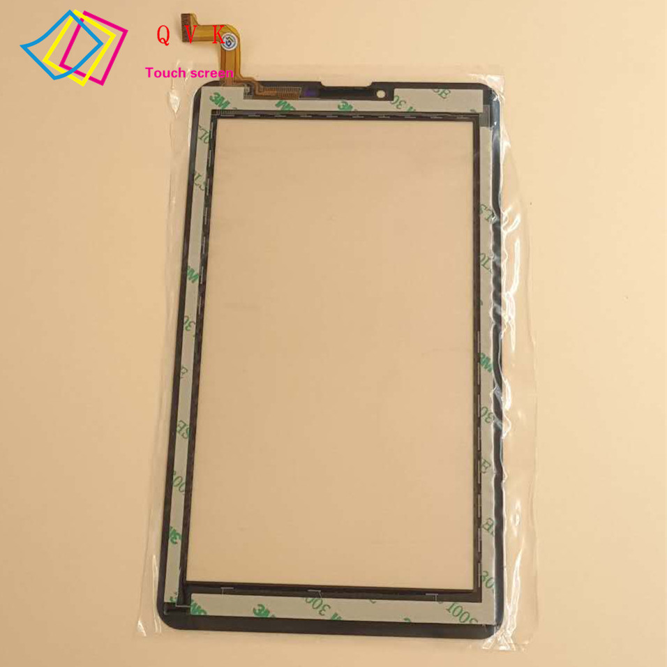 BALCK 7inch For MEGAFON LOGIN 4 LTE (MFLogin4) Login 4g+ tablet pc HK70DR2671-V02 capacitive touch screen glass digitizer panel Lahore