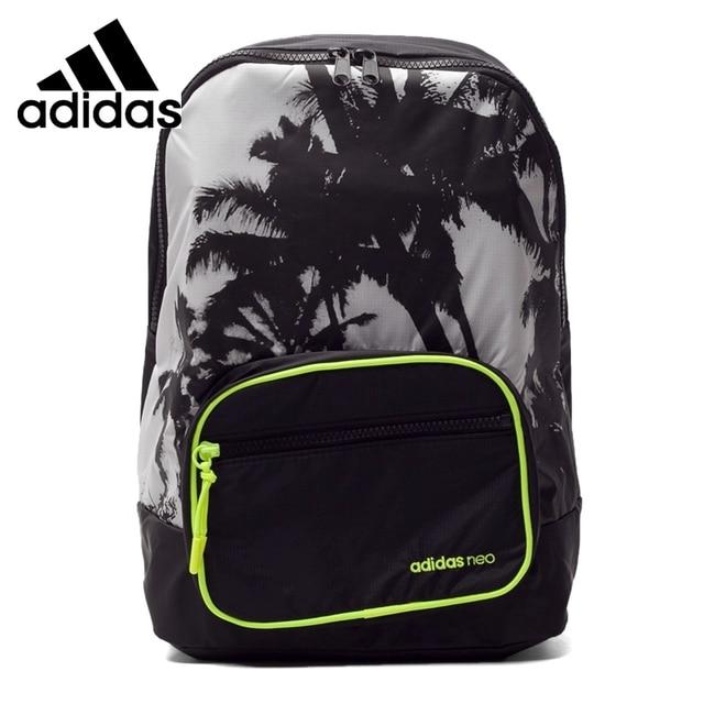 Оригинал Новое Прибытие Adidas NEO Label женская Отпечатано Рюкзаки Спортивные Сумки