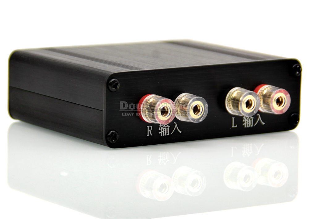 Douk Audio Headphone Output Module Converter For 300B/&EL34/&KT88 Tube Amplifier