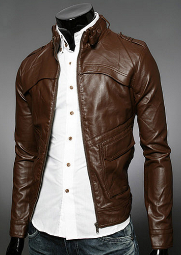 Leather Jacket Designs For Men - My Jacket