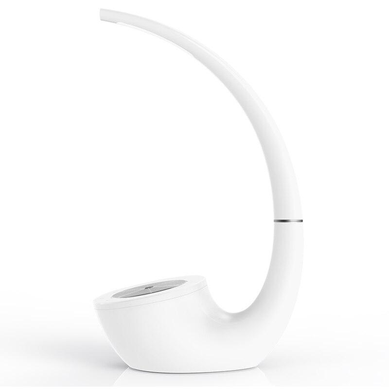 NILLKIN Bluetooth haut-parleur musique surround haut-parleur chambre dector lampe à LED maison bureau musique haut-parleur pour iPhone x 8 pour xiaomi