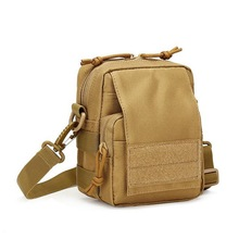 цена на Outdoor sports mountaineering bag, casual models Camping survival bag male military tactical pockets hiking travel Messenger bag