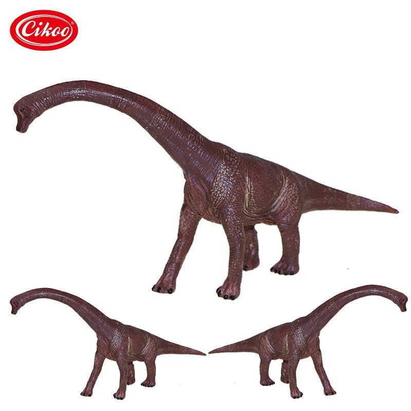 Jurassic Dinosaur Model Toys Brachiosaurus Pvc Action Figures For Boys Gift hot toys figure jurassic sinocalliopteryx plastic dinosaur toys model action figures boys gift toys for children