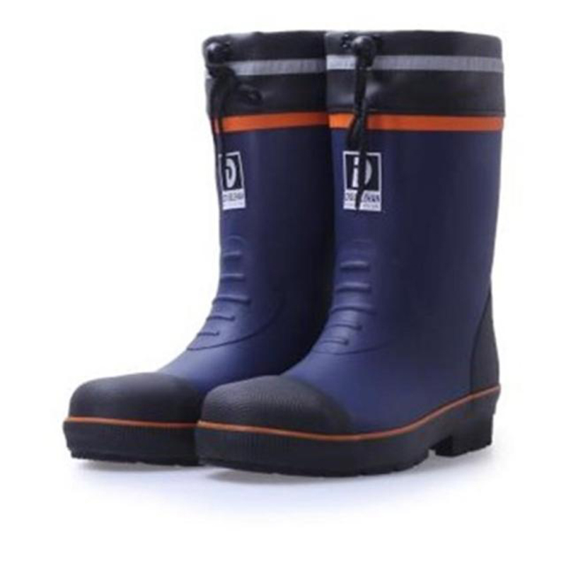 rubber bot safe rainboots garden boots winter fishing boots for men lightweight antiskid steel head