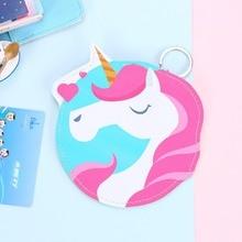 Mini Unicorn Keychain Purse